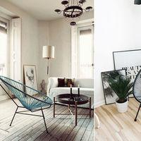 Pack de dos sillas modelo Acapulco por 89,95 euros y envío gratis en el Home Weekend de eBay