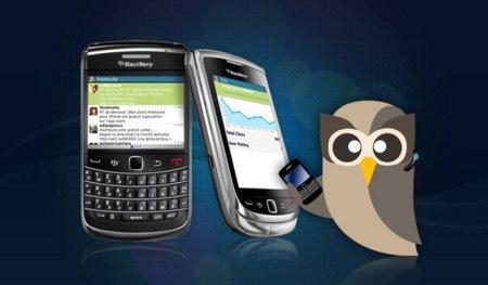 HootSuite llega a BlackBerry como beta pública gratuita