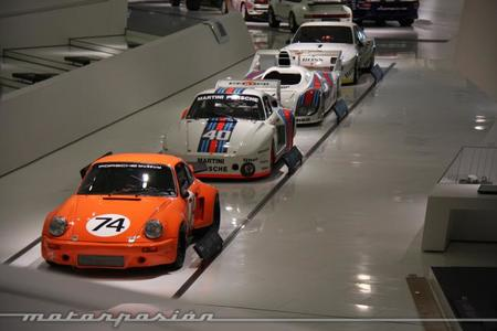 Una vuelta al Museo Porsche en 73 imágenes
