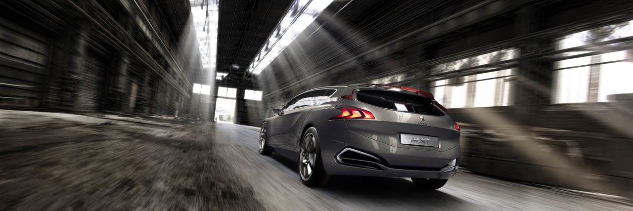 Foto de Peugeot HX1 Metamorphosis (15/17)