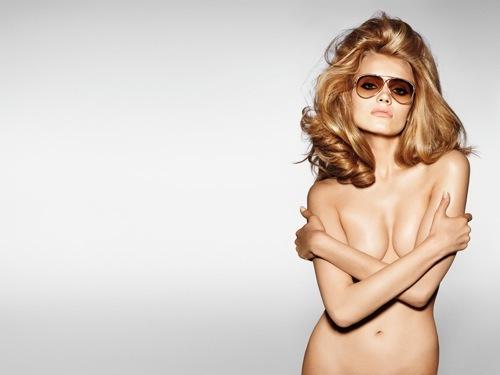 Foto de Tom Ford lo vuelve a hacer: desnuda a sus modelos (6/6)