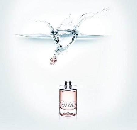 Eau de Cartier Goutte de Rose, el misterio de una rosa reinterpretada