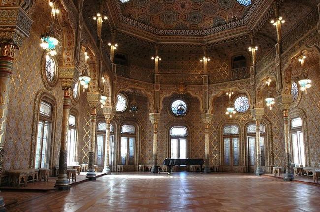 Sala árabe Palacio da Bolsa
