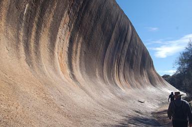 La ola pétrea de Australia
