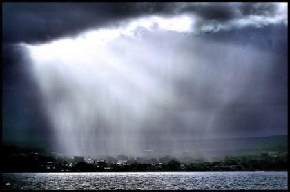 where rain reigns de eye of einstein