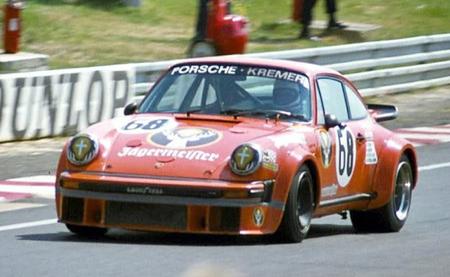 Porsche 934 Le Mans Järgemeister