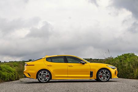 Kia Stinger 3.3 GT prueba