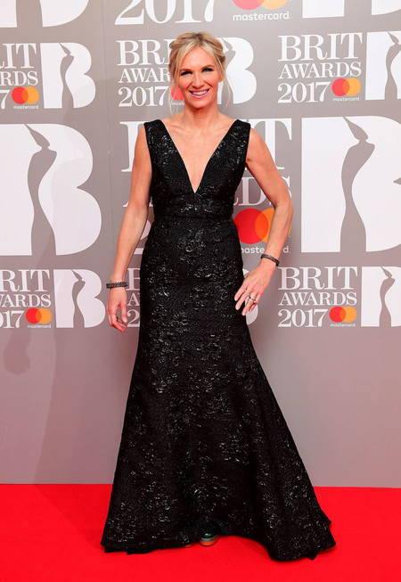 Jo Whiley Brit Awards