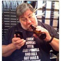 Imagen de la semana: Steve Wozniak tiene un mensaje para Gray Powell
