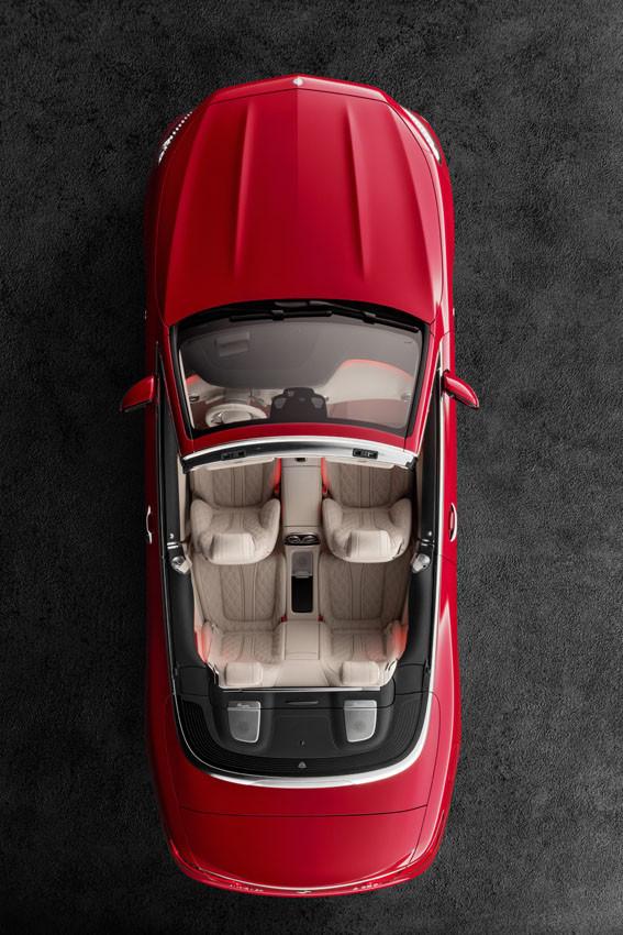 Foto de Mercedes-Maybach S 650 Cabrio (22/37)