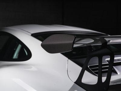 En Techart quieren que le pongas más carbono a tu Porsche 991 GT3 RS