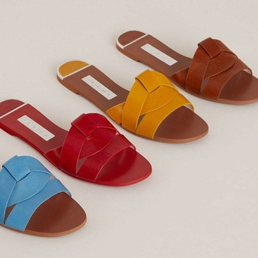 Estas son las sandalias de Zara, inspiradas en Saint Laurent, que están causando furor y no tienen ningún tipo de rebaja