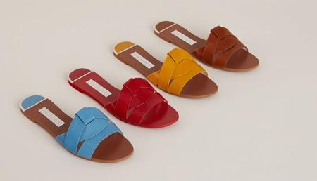 f2efa185 Estas son las sandalias de Zara, inspiradas en Saint Laurent, que están  causando furor y no tienen ningún tipo de rebaja