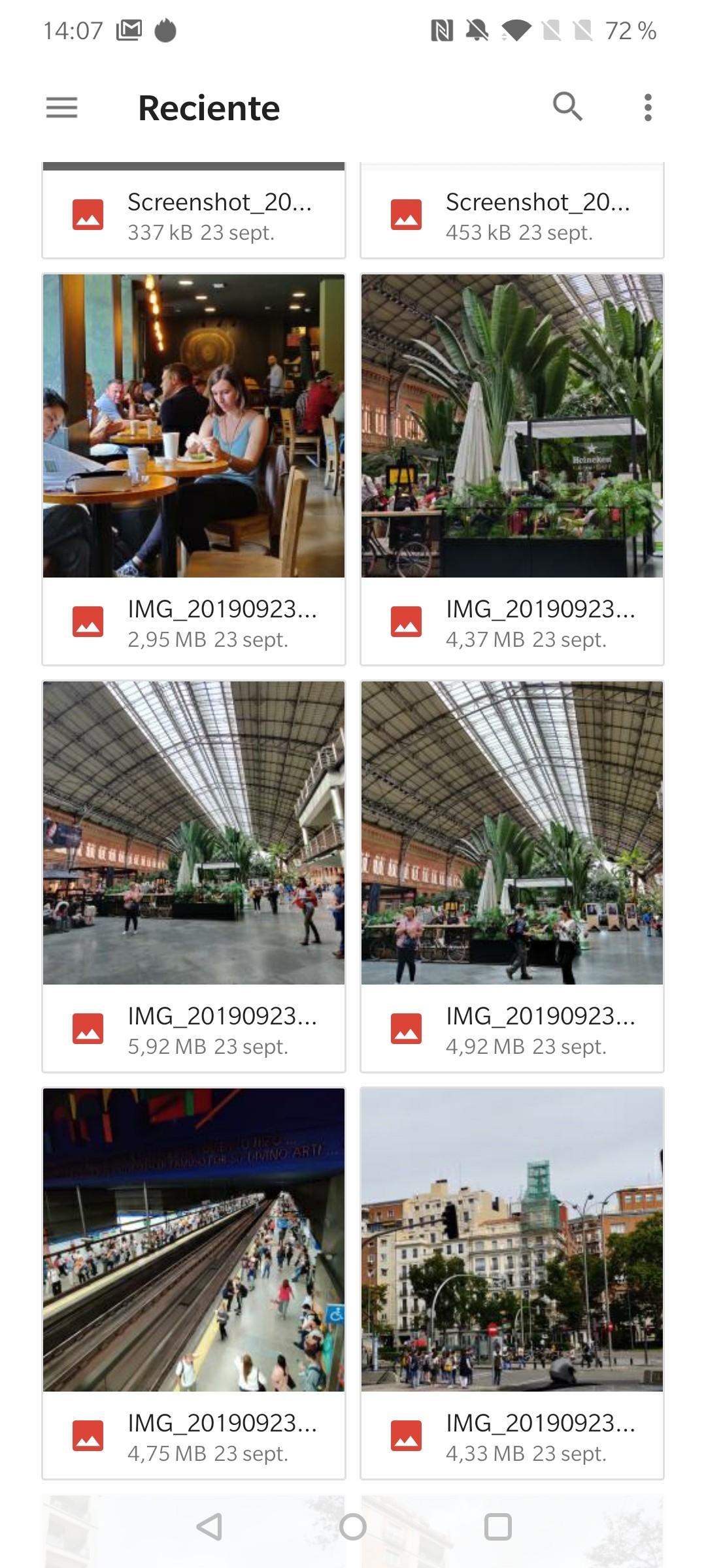 Foto de Android 10 en el OnePlus 7T (7/15)