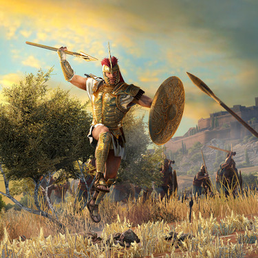 Total War Saga: TROY ya está gratis en Epic Games Store. Tienes 24 horas para descargarlo y te lo quedas para siempre