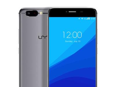 Smarphone Umi Z 32GB, con 4GB de RAM, por 199 euros en GearBest
