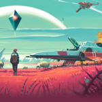 Anthony Carboni juega 15 minutos de No Man's Sky y desata el caos interplanetario