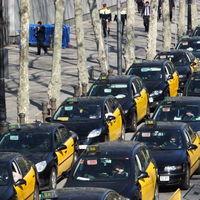 """Dimite el comité de huelga de Barcelona tras el aparente avance del """"no"""" entre los taxistas"""
