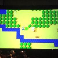Nintendo muestra el prototipo de Zelda: Breath of the Wild en un vídeo... y era un calco del  clásico de NES