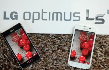 El LG Optimus L5 II se estrena en Brasil con destino el resto del mundo