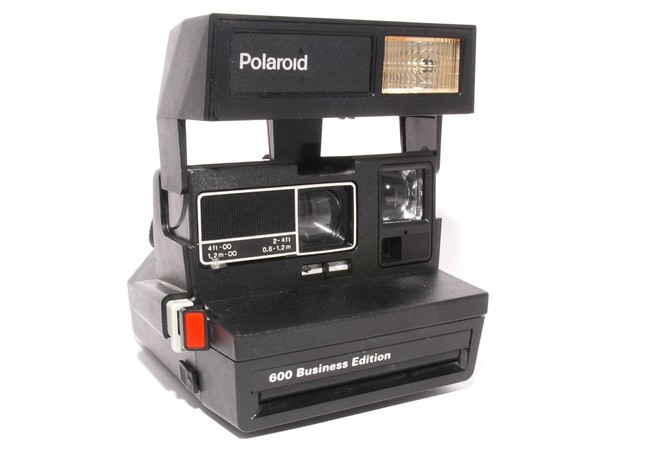 Polaroid 600 Business Edition Vintage