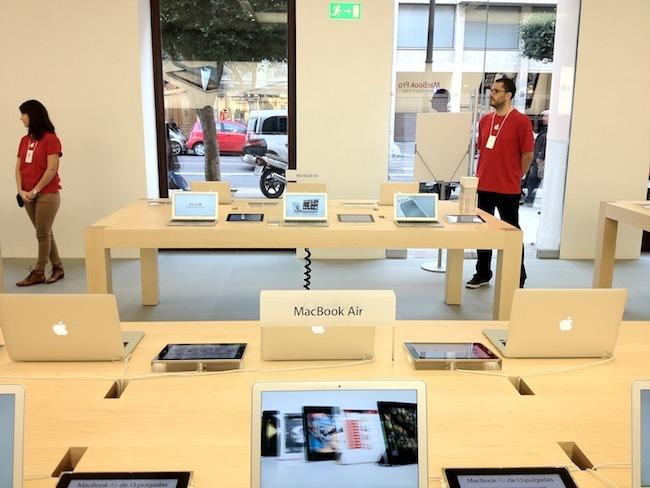 Foto de Apple Store Calle Colón (Valencia) (35/90)