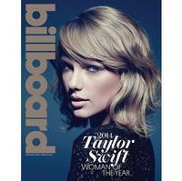 Y ahí tenemos a Taylor Swift, mujer del año para Billboard