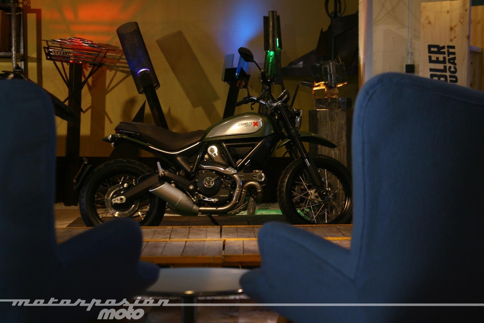 Foto de Ducati Scrambler, presentación 1 (63/67)