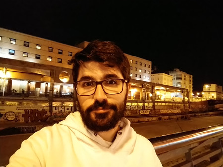 Noche Selfie