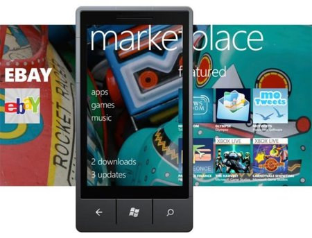 45.000 aplicaciones en Windows Phone Marketplace, mientras que Apple supera el medio millón
