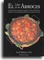El Libro de los Arroces del restaurante 7 Portes de Barcelona