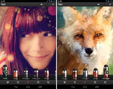 Repix llega a Android y da soporte al Samsung S Pen