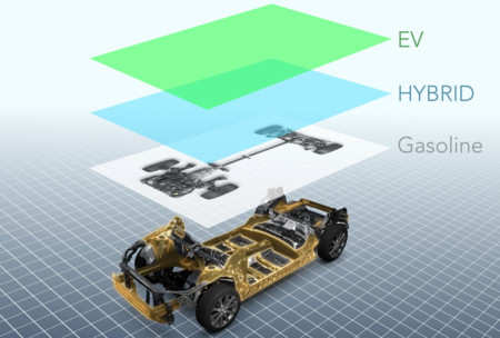 Subaru presenta su nueva plataforma global: promete más rigidez, mejor rendimiento y mayor seguridad