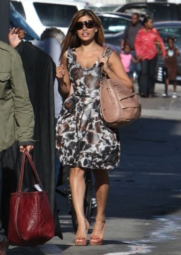 Vestido verano Eva Mendes