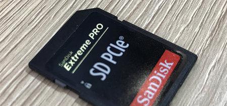 Western Digital muestra una tarjeta SD PCIe con velocidades de lectura de 880 MB/s