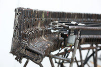 [Vídeo] La orquesta mecánica confeccionada con armas decomisadas