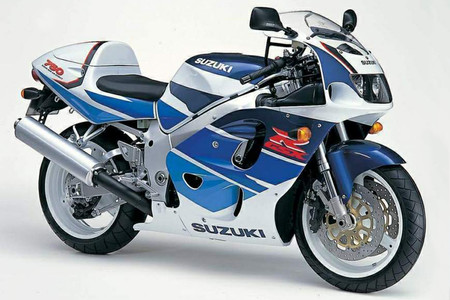 Suzuki Gsx R750 1997