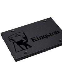 480 GB para agilizar tu viejo ordenador por 111 euros, esta mañana, en Mediamarkt, con el SSD Kingston A400