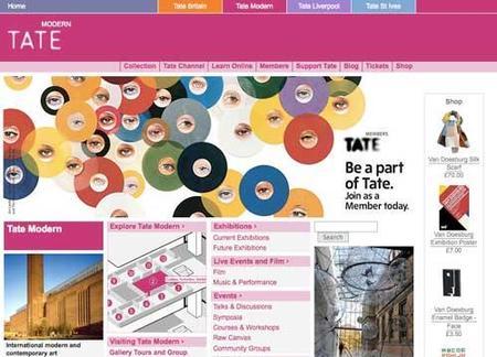 Tate Modern de Londres: Celebra sus primeros diez años