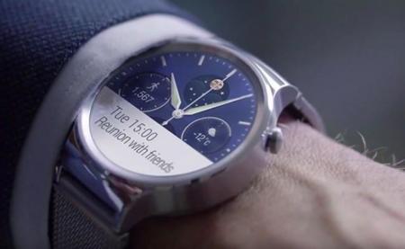 El Huawei Watch se presenta antes de tiempo, atentos que esto se anima