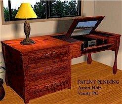 Vanity PC, esconde tu ordenador en el armario