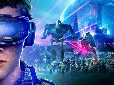 'Ready Player One': Spielberg ofrece un maravilloso anacronismo digital con todo el alma de las producciones Amblin