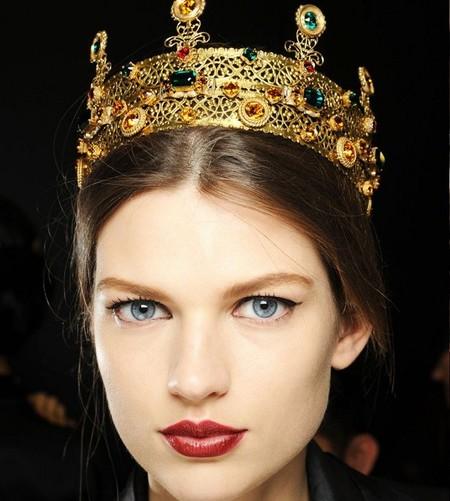 Un otoño de labios rojos y sofisticados, así es la apuesta de Pat McGrath para Dolce & Gabbana