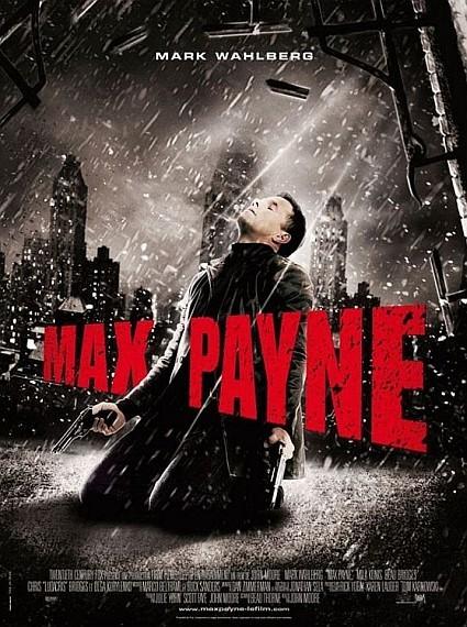 'Max Payne', póster definitivo