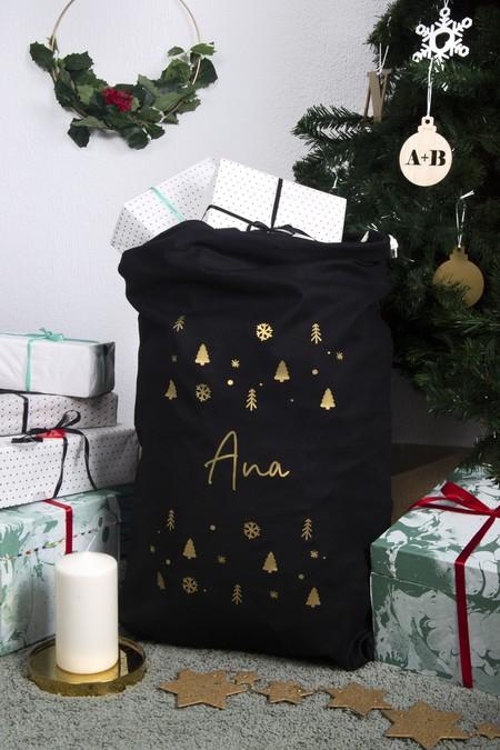 Saco de regalos Navidad