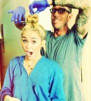 Miley Cyrus y su radical cambio de look