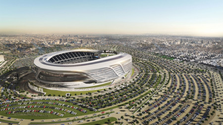 New Stadium Pic