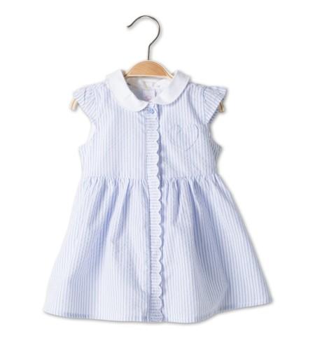 Vestido Bebé Rayas
