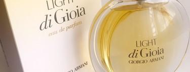 Giorgio Armani suma Light di Gioia, una delicia olfativa dulce y floral que ya hemos probado