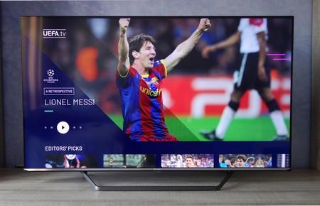 Hisense Uefa Tv